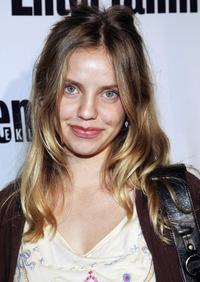 Kelli Garner at the Entertainment Weekly / Endeavor party.