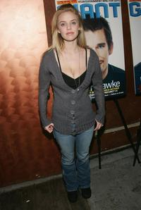 Kelli Garner at the Sundance party of