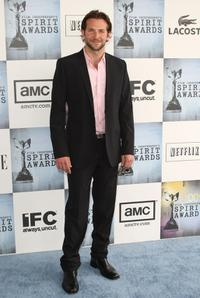Bradley Cooper at the 24th Annual Film Independent's Spirit Awards.