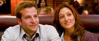 Bradley Cooper as Peter and Sasha Alexander as Lucy in