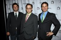Michael Showalter, David Wain and Michael Ian Black at the New York Magazine's 40th Anniversary event.