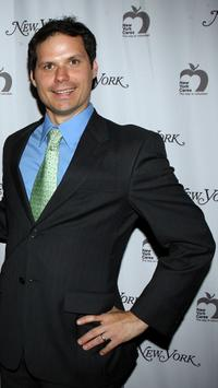 Michael Ian Black at the New York Magazine's 40th Anniversary event.