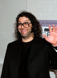 Judah Friedlander at the An Evening with 30 Rock.