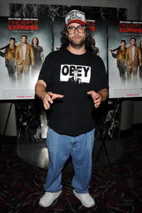 Judah Friedlander at the Columbia Pictures screening of