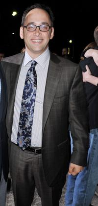 David Wain at the premiere of