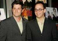 Michael Showalter and David Wain at the premiere of