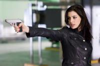 Anne Hathaway as Agent 99 in