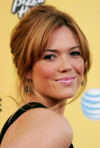 Actress Mandy Moore at the taping of Spike TV's First Annual