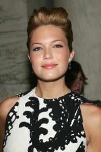 Actress Mandy Moore at the 2005 CFDA Awards in N.Y.