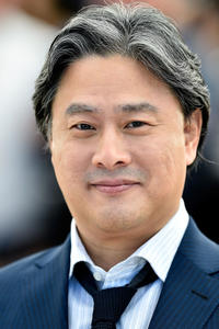 Park Chan-Wook at 'The Handmaiden' photocall during the 69th annual Cannes Film Festival.