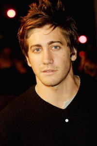 "Jake Gyllenhaal at the film premiere of ""Amelie"" in Beverly Hills, California."