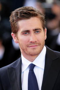 "Jake Gyllenhaal at the premiere of ""Zodiac"" in Cannes, France."
