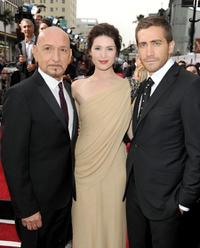 Ben Kingsley, Gemma Arterton and Jake Gyllenhaal at the Los Angeles premiere of