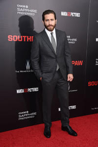 Jake Gyllenhaal at the New York premiere of