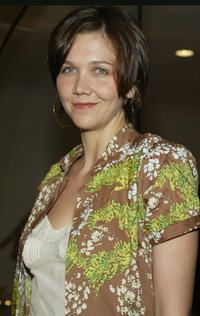 Maggie Gyllenhaal at the 2007 Vanity Fair Oscar Party.