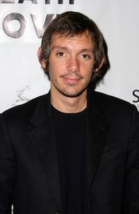 Lukas Haas at the party for