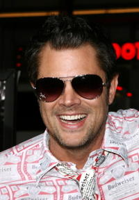 Johnny Knoxville at the