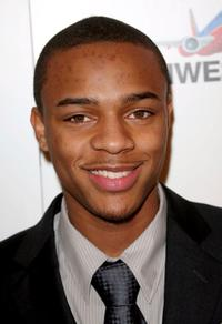 Bow Wow at the Ebony Pre-Oscar celebration.