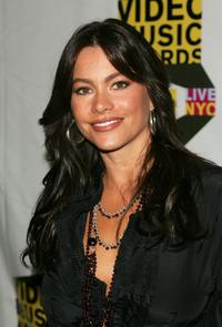 Sofia Vergara at the MTV 2006 Video Music Awards Forum.