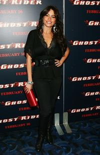 Sofia Vergara at the premiere of