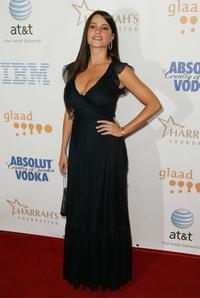 Sofia Vergara at the 19th Annual GLAAD Media Awards.