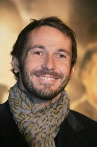 Julien Boisselier at the screening of