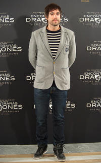Unax Ugalde at the photocall of