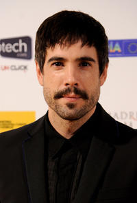 Unax Ugalde at the 16th Jose Maria Forque 2010 cinema awards in Spain.