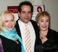 Light Eternity, director Tony Shalhoub and Lynne Adams at the premiere of