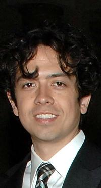 Geoffrey Arend at the 10th Annual Costume Designers Guild Awards after party..