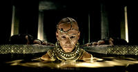 Rodrigo Santoro as Xerxes in