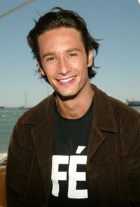 Rodrigo Santoro at the press luncheon of