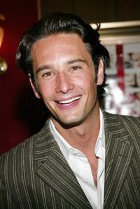 Rodrigo Santoro at the premiere of