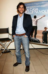 Adriano Giannini at the photocall of