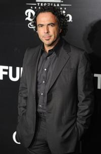 Alejandro Gonzalez Inarritu at the Los Angeles premiere of