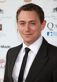JJ Feild at the Shooting Stars in Desert Nights Benefit 2009 party.