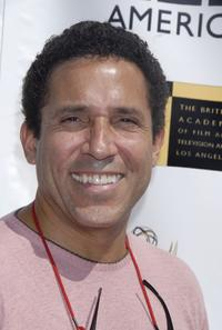 Oscar Nunez at the 5th Annual Primetime Emmy Nominees BAFTA Tea Party.