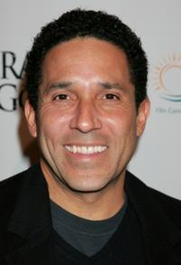 Oscar Nunez at the premiere of