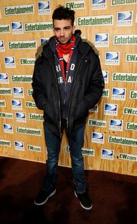 Jay Baruchel at the 2008 Sundance Film Festival.