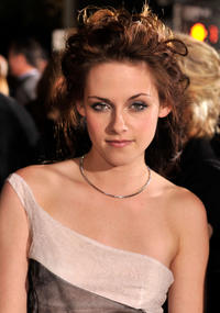 Kristen Stewart at the L.A. premiere of