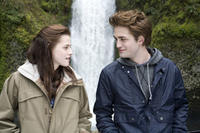Kristen Stewart and Robert Pattinson in