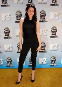 Kristen Stewart at the 17th Annual MTV Movie Awards.