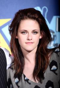 Kristen Stewart at the 2008 MTV Video Music Awards.
