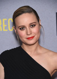 Brie Larson at the New York premiere of