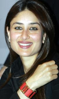Kareena Kapoor at the launch of the new range of Citizen Eco-Drive watches.