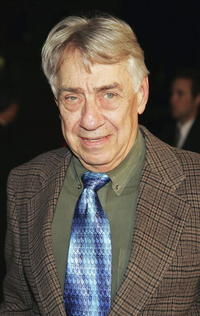 Philip Baker Hall at the world premiere of the