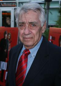 Philip Baker Hall at the IFC premiere of
