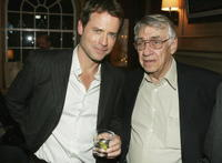 Phillip Baker Hall and Greg Kinnear at the premiere of