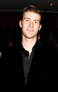 Jon Foster at the Henri Bendel and Sixth Fashion week Dinner party during the Olympus Fashion week.
