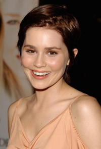 Alison Lohman at the Hollywood premiere of